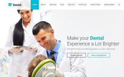 plantilla clinica dental