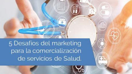 marketing sanitario desafios