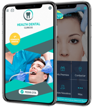apps para clinicas estetica y dentales