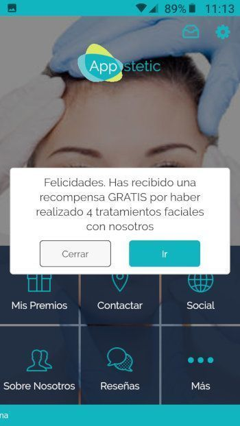 notificaciones push para app clinicas